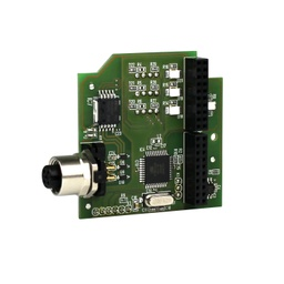 [100143] T1.C100-RS232-24 Expansion board: RS232